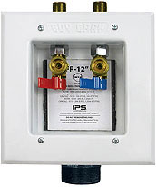 Metal Fr 12 Fire Rated Washing Machine Outlet Box Ips Corporation